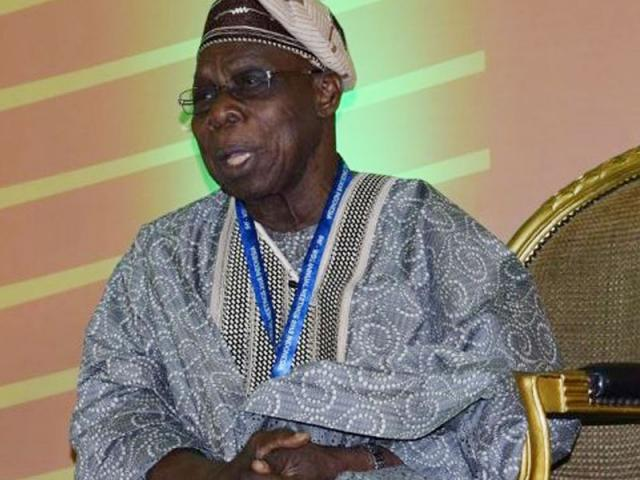 Buhari's hand too weak to sign African free trade agreement - Obasanjo