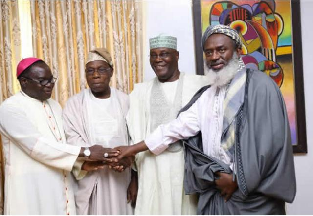 Kukah opens up on how he settled Atiku/Obasanjo feud [Full text]