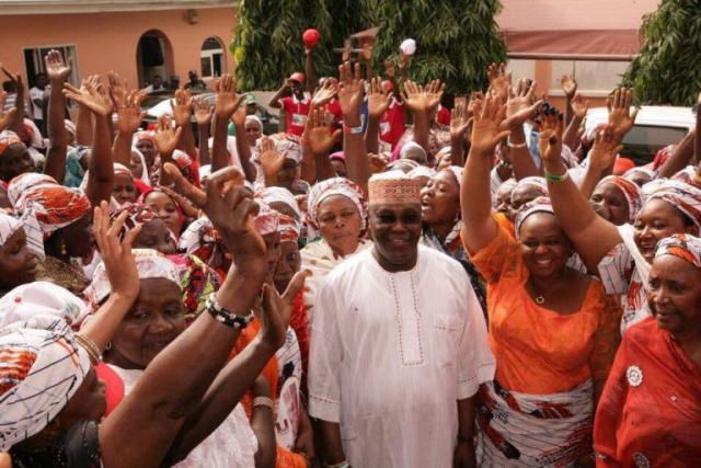 My policy document ready; women, youth to form 40 percent of cabinet - Atiku