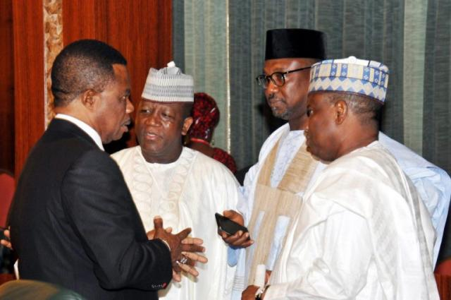 We lack capacity to pay N30,000 minimum wage - Nigerian governors