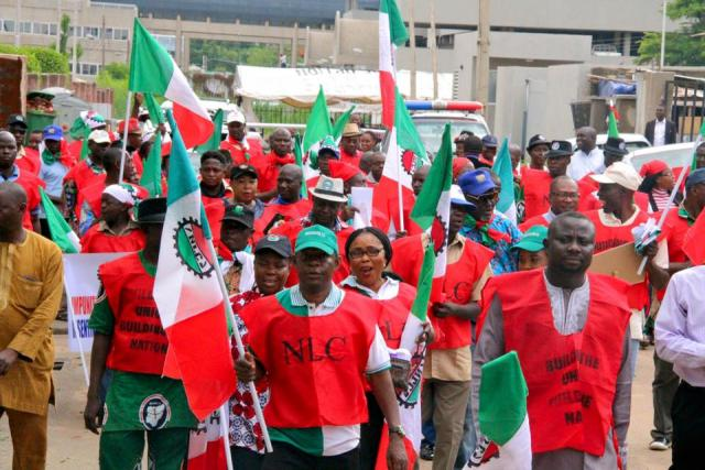 NLC kicks as FEC approves no-work, no-pay principle during workers strike