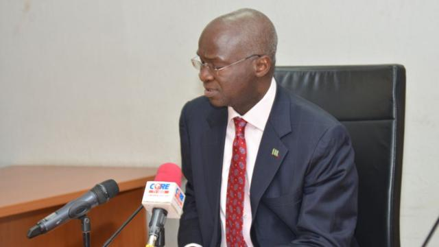 Electricity challenges can't be tackled through magic – Fashola