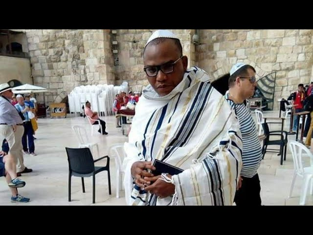 Nnamdi Kanu accused of exploiting electioneering for money as IPOB reacts to leader's re-emergence