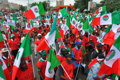 Minimum wage: Labour reacts as court stops NLC, TUC's planned strike