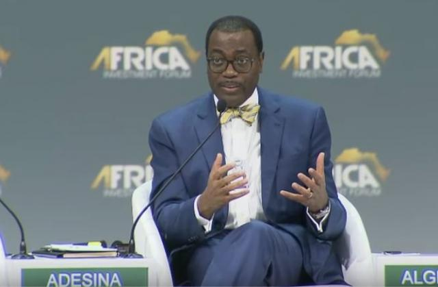 AfDB president 'ashamed' of Nigeria's 4,500MW of electricity