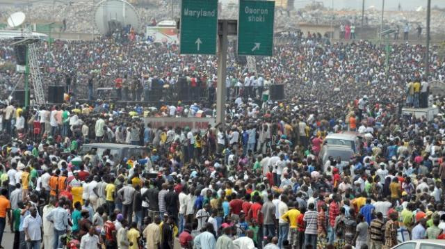 Buhari identifies Nigeria's population explosion as big challenge