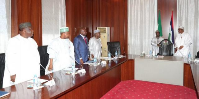 ​Minimum wage: Governors refuse to shift ground in meeting with Buhari