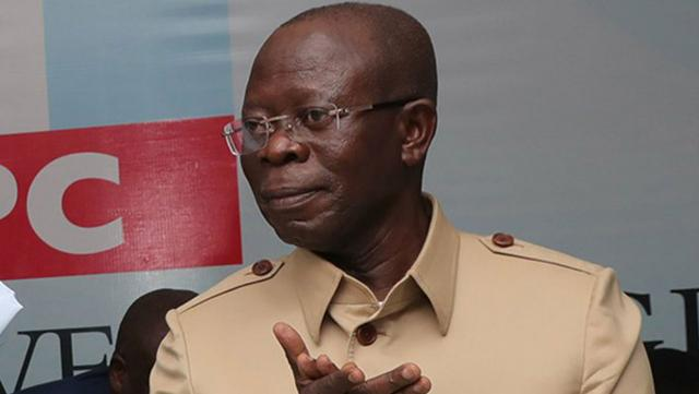 Amosun, Okorocha poor students of history, APC will win Ogun, Imo without them – Oshiomhole