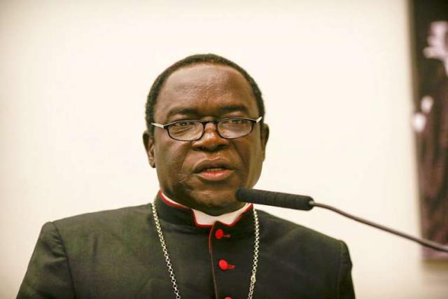 There are no solutions to Nigeria's problems - Kukah