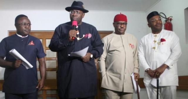 Onnoghen: Buhari has no respect for Niger Delta, democracy, judiciary - South-South governors