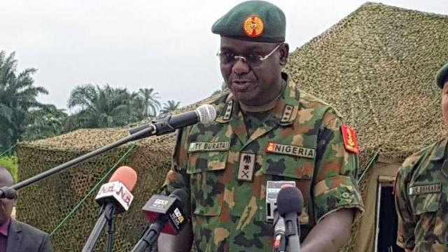 Armed forces remembrance: Buratai reveals what makes a nation