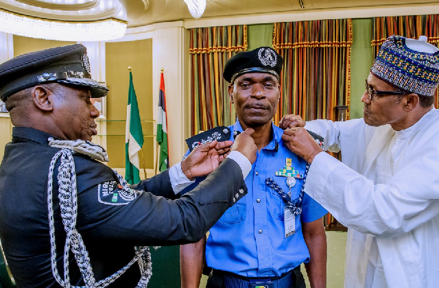 Idris retires as Buhari appoints Mohammed Adamu acting IGP