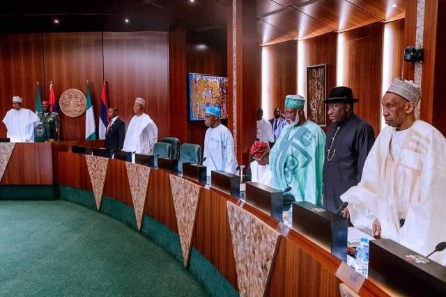 Council of State approves N27,000 as minimum wage for states; Federal workers get N30,000
