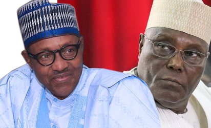 INEC data showed Buhari lost presidential election with 1.6 million votes - Atiku, PDP claim