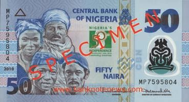 Polymer banknotes and policy somersault: CBN in a familiar trademark.