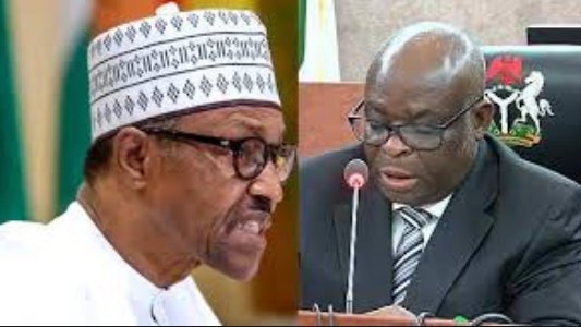 Onnoghen: Senior lawyers charge Buhari to extend corruption probe to other judges