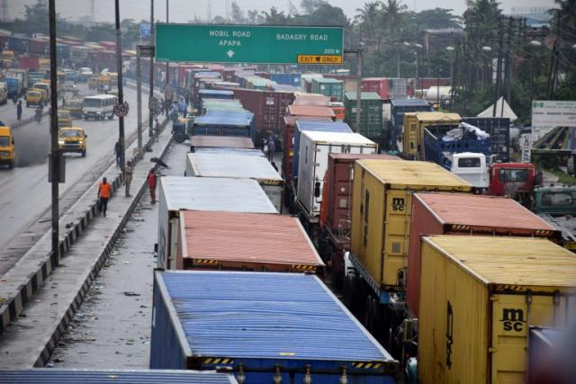 Presidency sets up task force to clear Apapa gridlock within two weeks