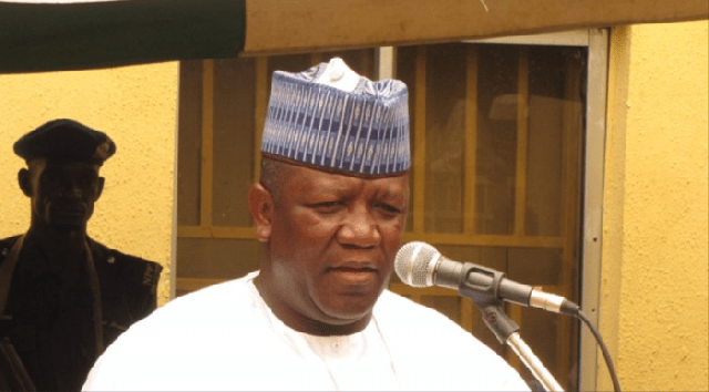 Gov Yari exposes how Nigeria is sitting on time bomb