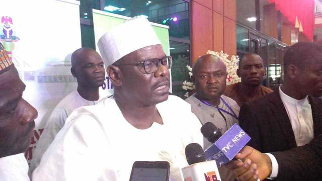Senate Presidency: Why APC should commend me for contesting against Lawan - Ndume