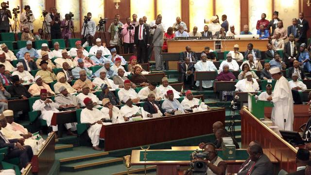 Senate, Reps principal officers finally emerge