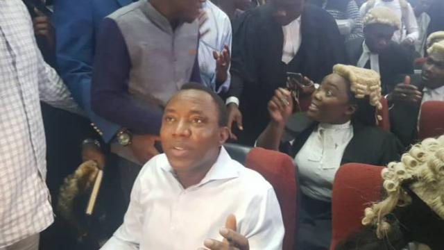 DSS rearrests Sowore, Bakare shortly after release as SERAP condemns action
