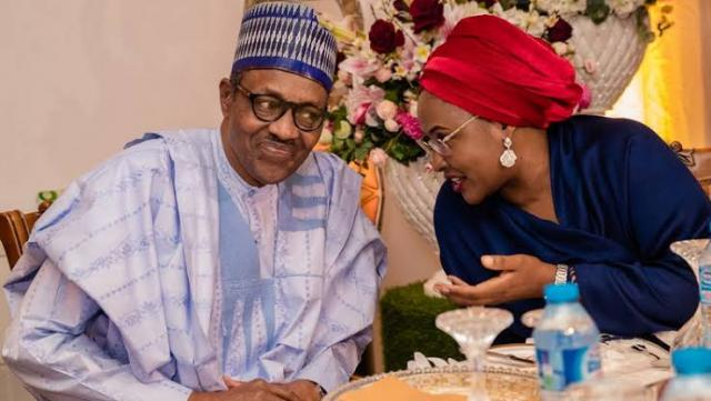 Aisha Buhari: I don't have pillow talk with my husband because of insufficient time