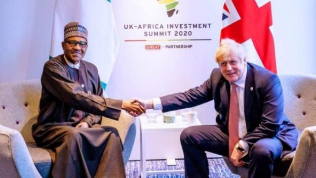 Anit-graft war: Buhari seeks extradition of Nigerian fugitives from UK