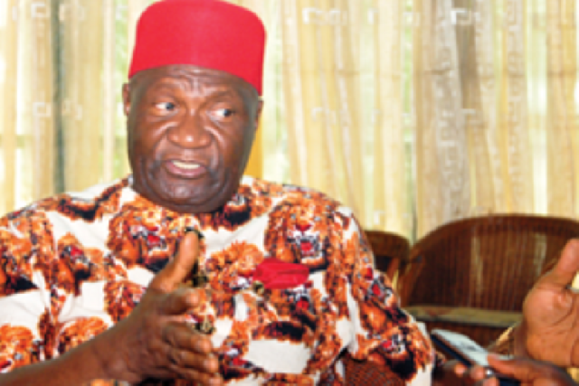 Nigeria needs to throw away military imposed constitution to get it right, says Ohaneze