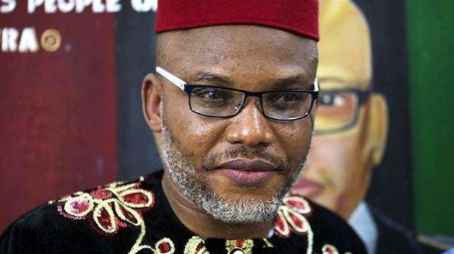 Come back to Nigeria and fight for Biafra, MASSOB tells Kanu/
