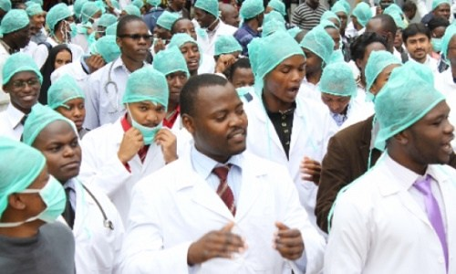Lagos NMA directs doctors to stay at home over alleged harassment of essential workers by police/