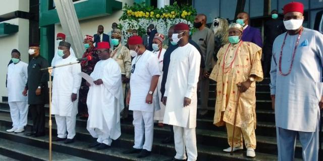 Insecurity: South East govs reject IGP's community policing over composition/