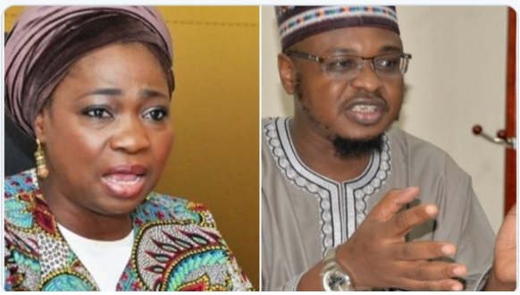 Dabiri-Erewa, Pantami in war of words over alleged eviction of NIDCOM staff/