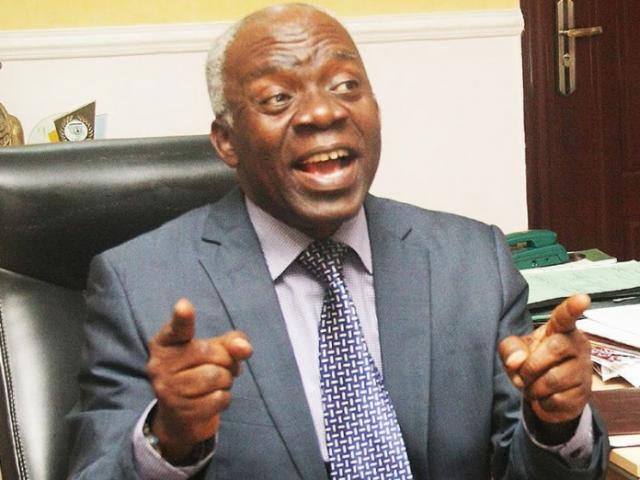 You're to ensure public safety, not harass Buhari's opponent, Falana hits police