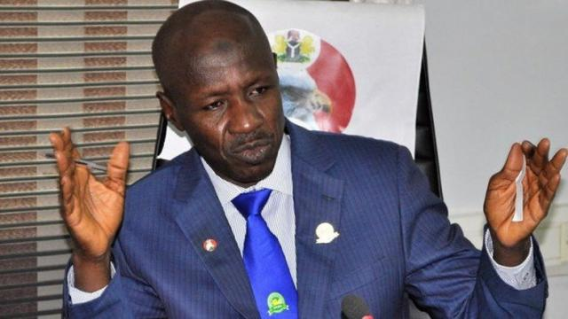 Presidential committee attributes Magu's 'arrest' to power play led by Malami