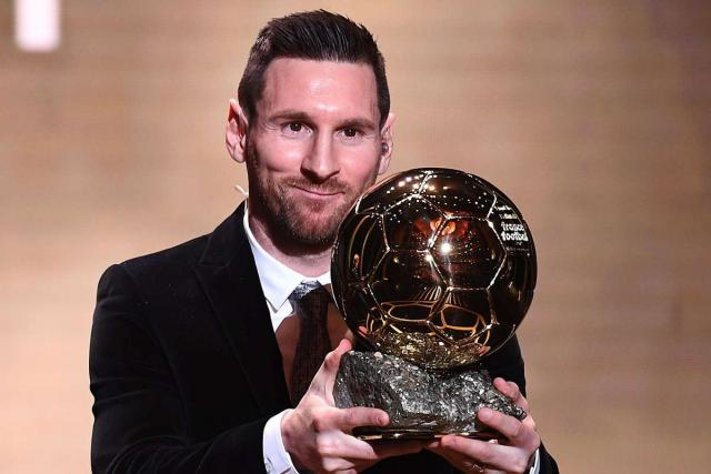 Ballon d'Or cancelled for first time since 1956 over COVID-19