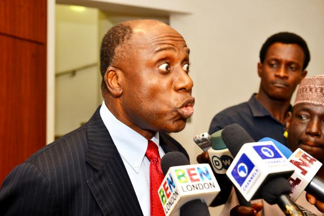 Nigeria won't develop if we stop collecting loans, says Amaechi