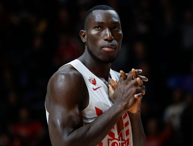 Michael Ojo, Nigerian basketball player, dies during training in Serbia