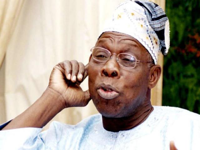 Obasanjo to youths: Squeeze out old sit-tight leaders out of office or they won't leave