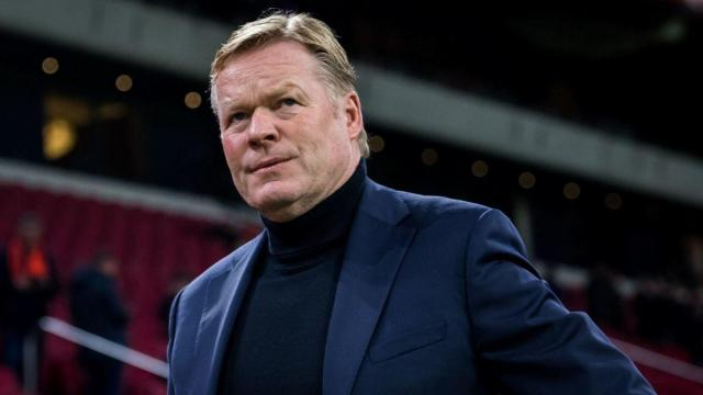 Barcelona appoint Ronald Koeman as head coach – days after Bayern humiliation