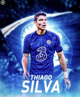 Thiago Silva joins Chelsea on free transfer from PSG