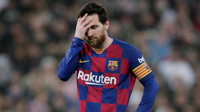 Time to go or stay? Messi facing toughest decision of his career