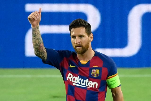 Messi finally confirms he's staying at Barcelona
