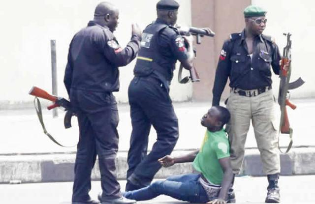 The agony of life in Nigeria: Are our security operatives for us or against us?