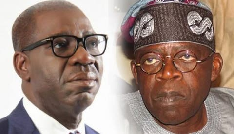 'You can't extend your political empire to Edo' -- Obaseki hits Tinubu over comment