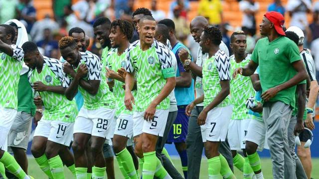 FIFA ranking: Nigeria moves to 3rd in Africa, 29th in world