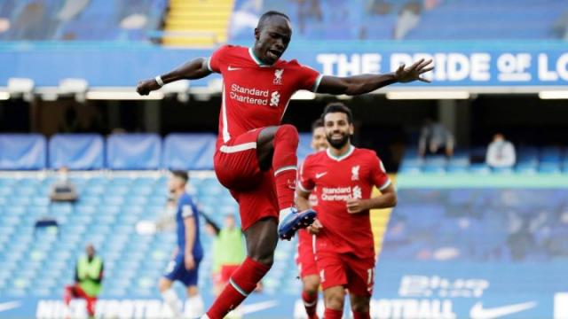Sadio Mane the hero as Liverpool defeat Chelsea 2-0