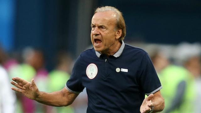Rohr invites 25 players for Cote d'Ivoire, Tunisia friendlies