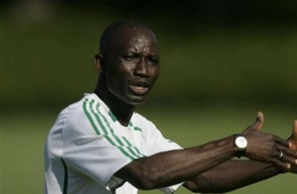 NFF names Ladan Bosso as Flying Eagles coach