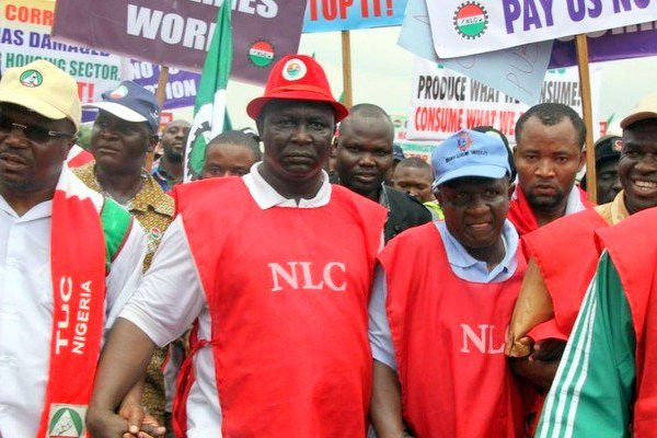 NLC, TUC shelve strike after FG suspends electricity tariff hike