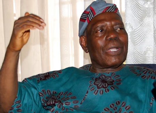 Yoruba will be at war for 100 years if Nigeria splits, says Bisi Akande